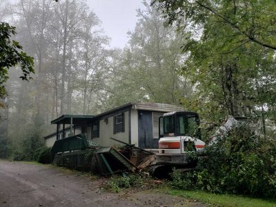 Greenville, SC Mobile Home Scrappers Gets the Job Done